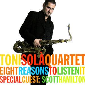 Toni Solà Quartet 歌手頭像