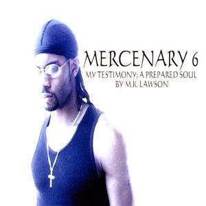Mercenary 6 歌手頭像