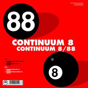 Continuum 8 歌手頭像