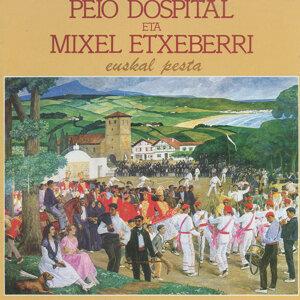 Peio Dospital eta Mixel Etxeberri 歌手頭像