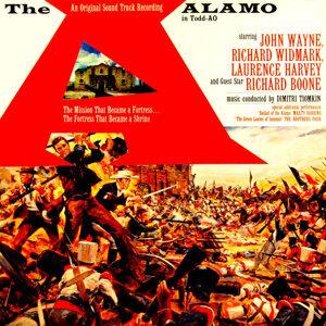 Original Cast Of The Alamo 歌手頭像