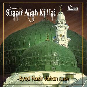 Syed Nasir Jahan (Late) 歌手頭像