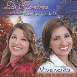 """Cielo Y Martha """"Las Alondras"""" 歌手頭像"""