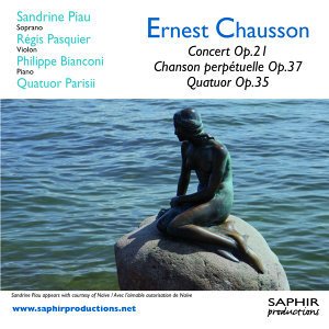Sandrine Piau, Régis Pasquier, Philippe Bianconi, Quatuor Parisii 歌手頭像