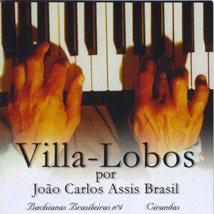 João Carlos Assis Brasil 歌手頭像