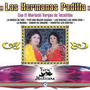 Las Hermanas Padilla Con El Mariachi Vargas De Tecatitlán 歌手頭像