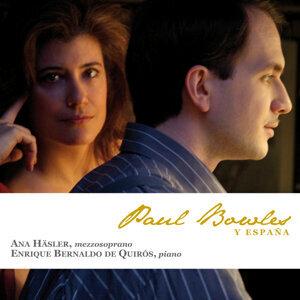 Ana Hasler and Enrique Bernaldo de Quiros 歌手頭像