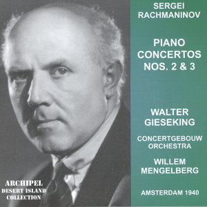 Walter Gieseking, Concertgebouw Orchestra, Willem Mengelberg 歌手頭像