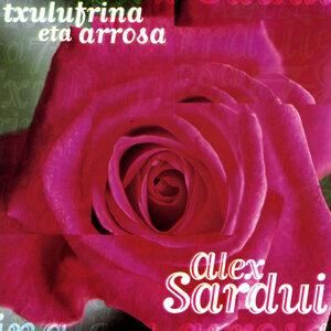 Alex Sardui 歌手頭像