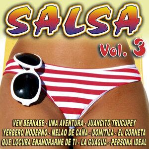 La Salsa Latina 歌手頭像
