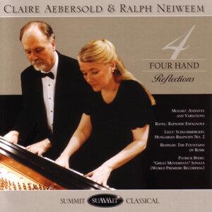 Claire Aebersold & Ralph Neiweem 歌手頭像