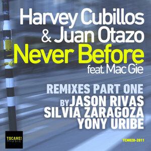 Harvey Cubillos 歌手頭像