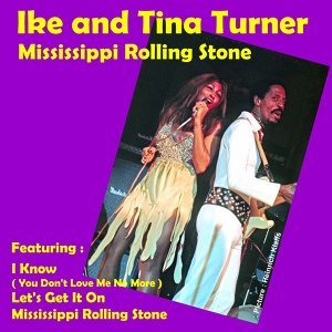 Ike and Tina Turner 歌手頭像