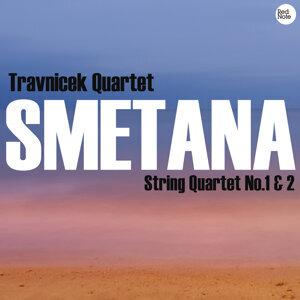 Travnicek Quartet (Vladimir Kovar, Vitezslav Zavadilik, Jan Jurik & Antonin Gal)