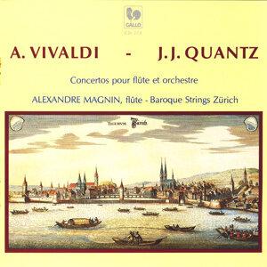 Alexandre Magnin, Baroque Strings Zürich & Frank Gassmann 歌手頭像