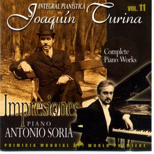 Anotonio Soria 歌手頭像