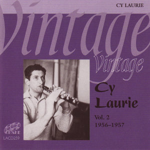 Cy Laurie 歌手頭像