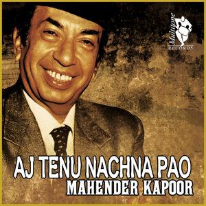 Mahender Kapoor
