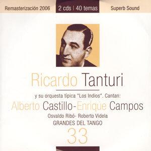 Ricardo Tanturi & Juan Sanchez Gorio 歌手頭像