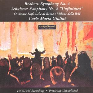 Orchestra Sinfonica di Roma Della RAI, Orchestra Sinfonica di Milano Della RAI, Carlo Maria Giulini 歌手頭像