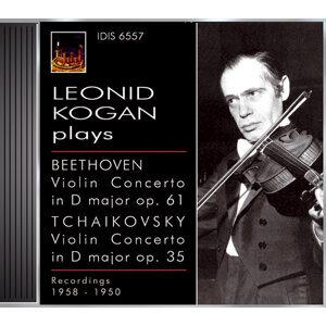 Leonid Kogan 歌手頭像