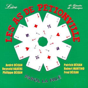 Les As de Pétionville 歌手頭像