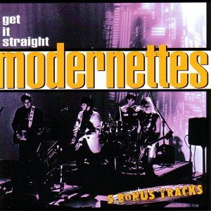 Modernettes 歌手頭像