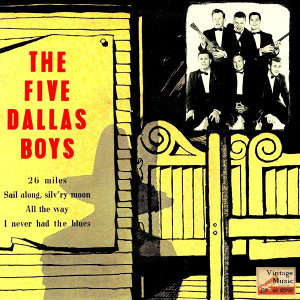 The Five Dallas Boys 歌手頭像