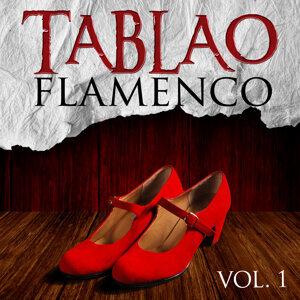 Grupo Gitano La Alhambra, Tomás Campuzano Y Su Grupo Flamenco 歌手頭像