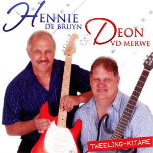 HENNIE DE BRUYN & DEON VAN DER MERWE 歌手頭像