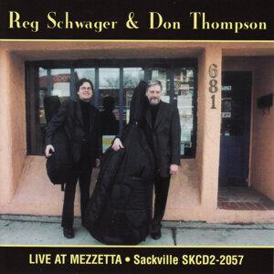 Reg Schwager 歌手頭像
