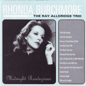 Rhonda Burchmore 歌手頭像