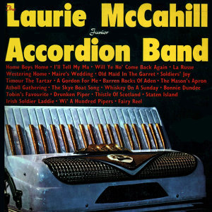 The Laurie McCahill Junior Accordion Band 歌手頭像