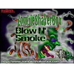 ZombieShakerBox