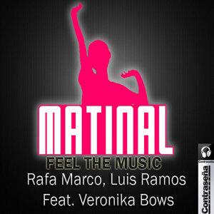 Rafa Marco, Luis Ramos 歌手頭像