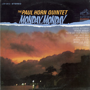 The Paul Horn Quintet 歌手頭像