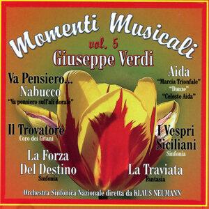 Orchestra Sinfonica Nazionale diretta & Klaus Neumann