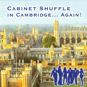 Cabinet Shuffle 歌手頭像
