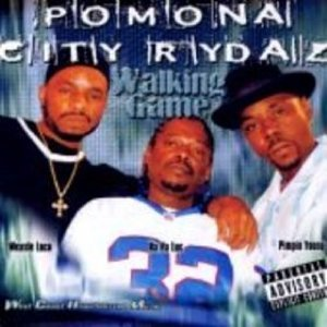 Pomona City Rydaz 歌手頭像