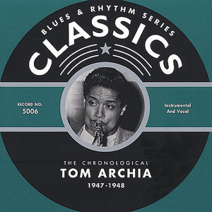 Tom Archia 歌手頭像