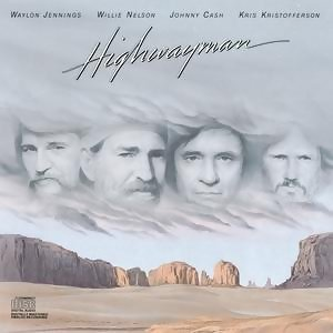 Waylon Jennings, Willie Nelson, Johnny Cash, Kris Kristofferson 歌手頭像