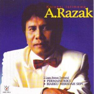 A Razak 歌手頭像