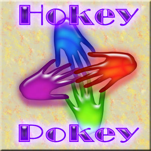 Hokey Pokey Dance Party DJ's