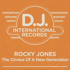 Rocky Jones 歌手頭像