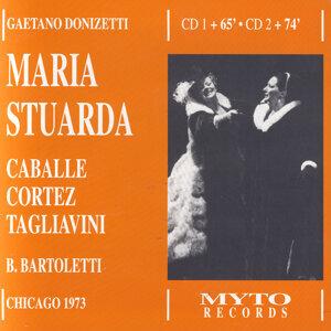Viorica Cortez, Montserrat Caballé, Franco Tagliaviini, Orchestra e Coro della Lyric Opera di Chicago & Bruno Bartoletti 歌手頭像