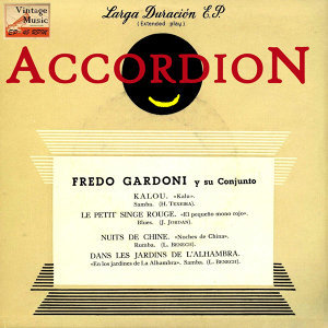 Fredo Gardoni And His Accordion 歌手頭像