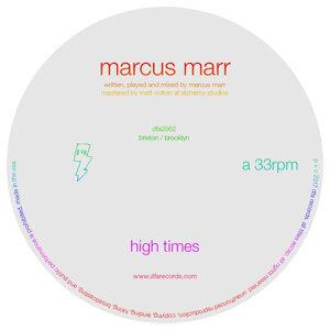 Marcus Marr 歌手頭像