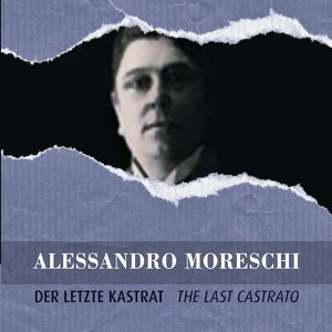 Alessandro Moreschi 歌手頭像