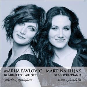Marija Pavlovic, Martina Filjak 歌手頭像