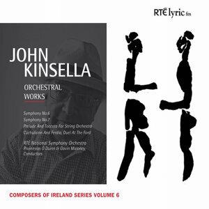 John Kinsella 歌手頭像